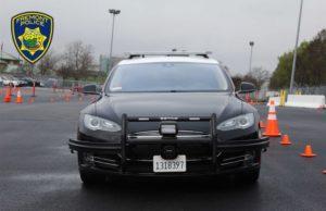 La Tesla della polizia