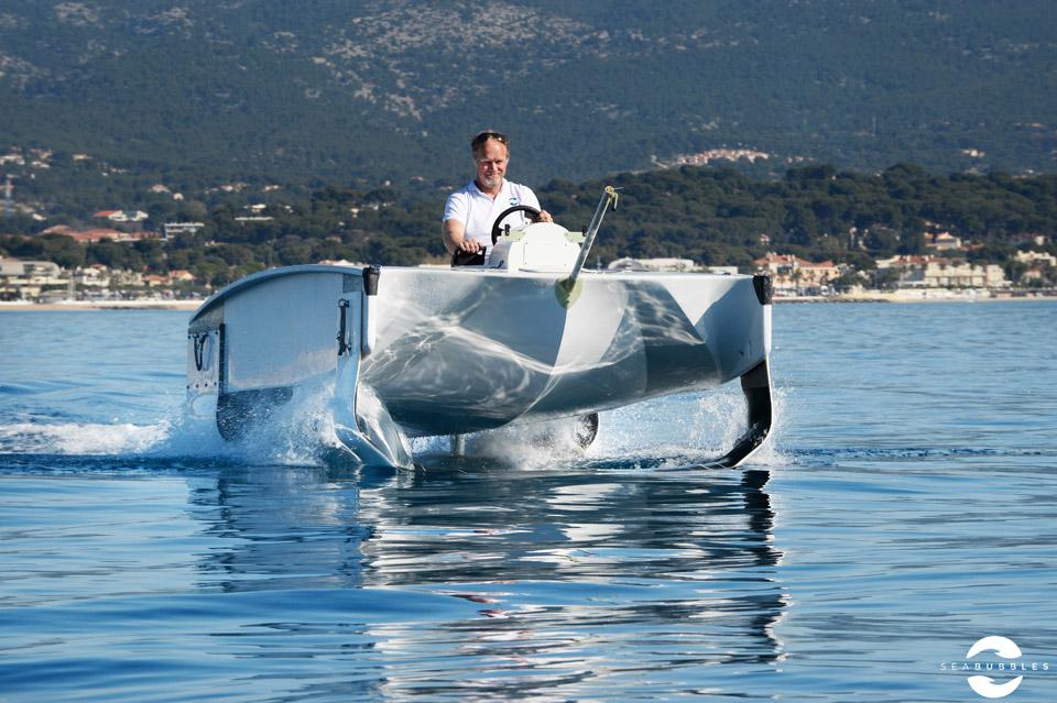 Si prova la barca