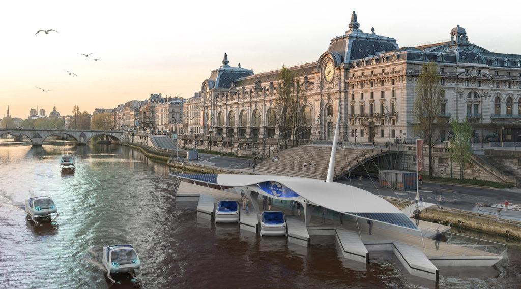 Redering Parigi