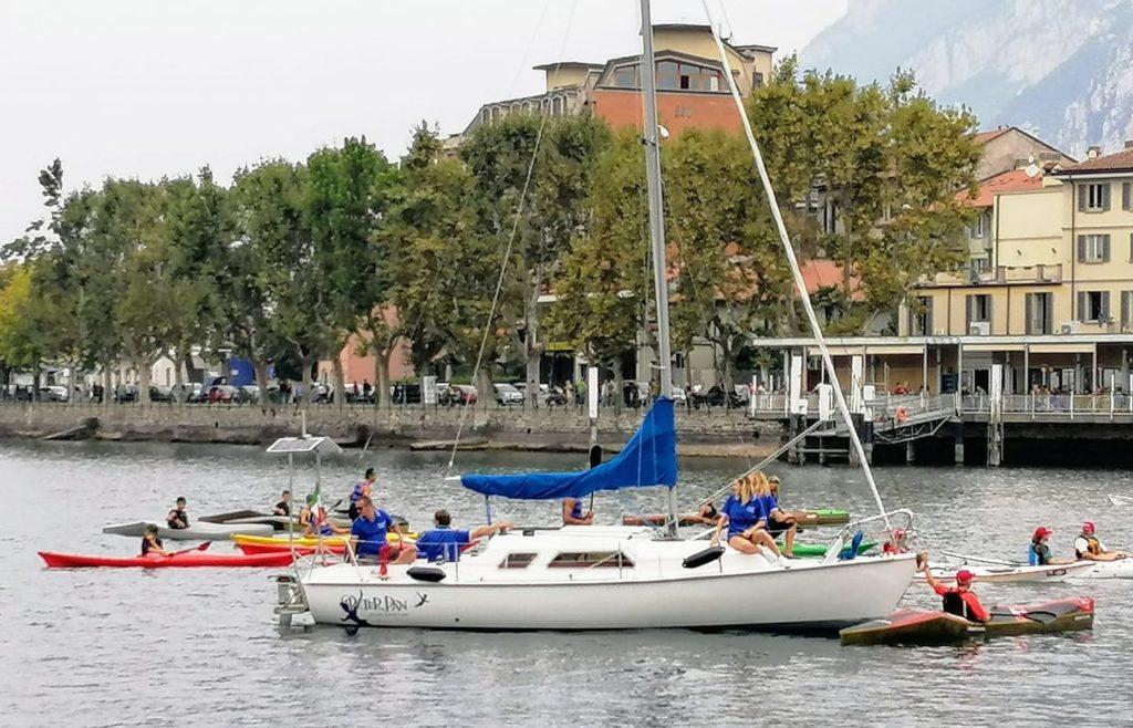 AL lago di Como