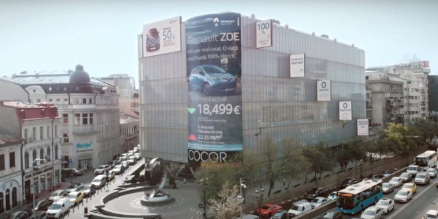 Bucarest, più l'inquinamento sale, più scende il prezzo della Zoe