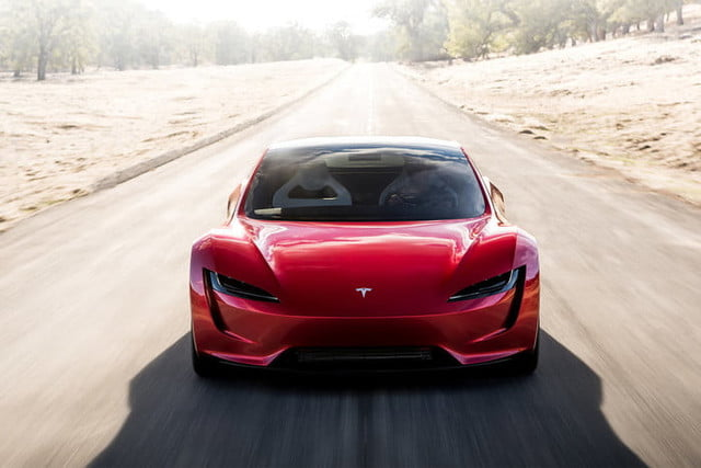 Tesla Toadster
