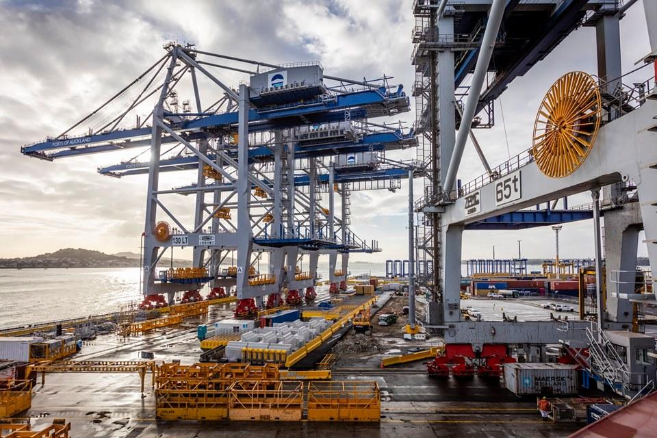 Investimenti per il porto