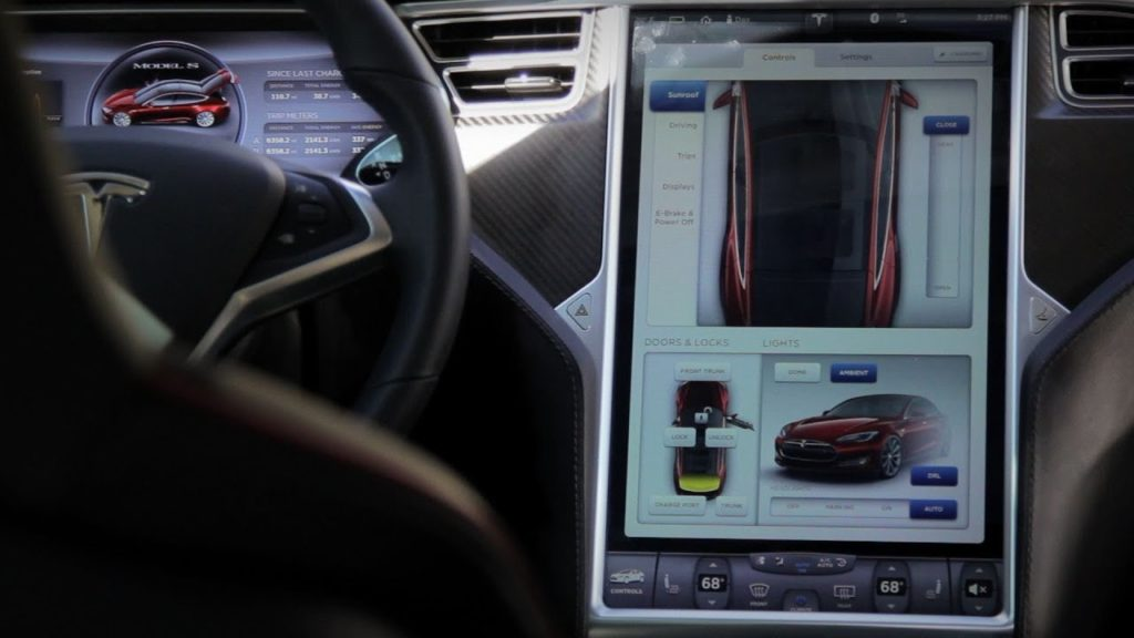 Screen-touch Model S