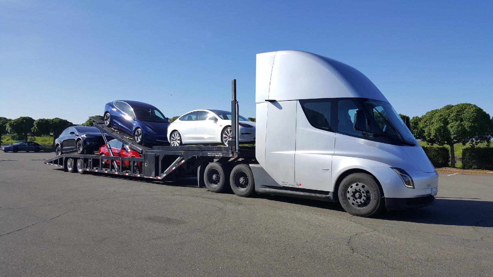 Tesla Model 3 batte le tedesche