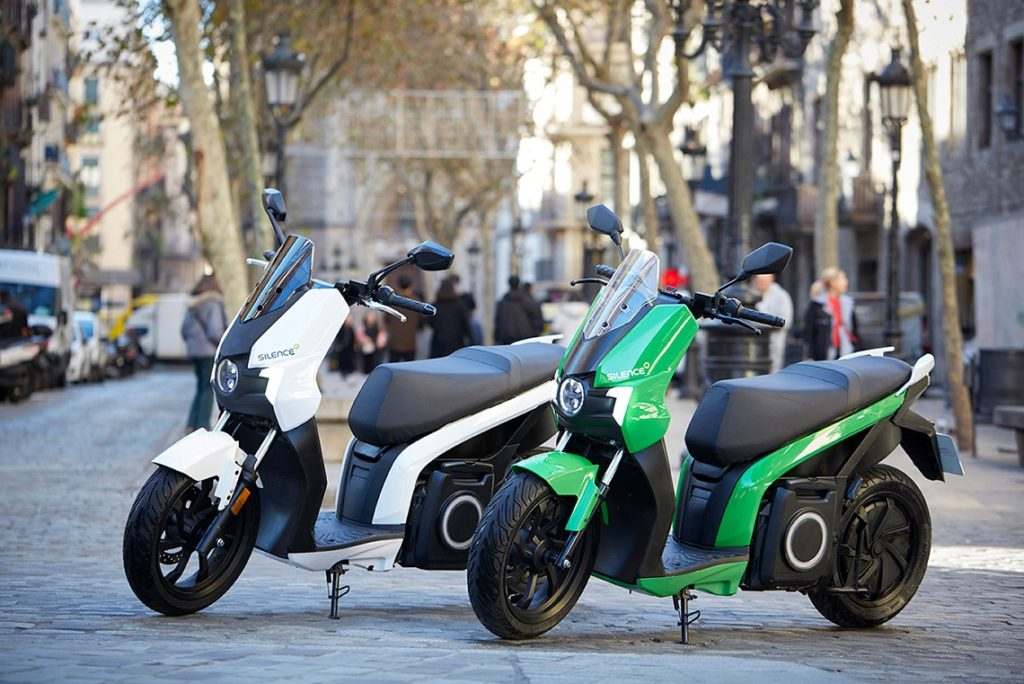 silence, scooter elettrico