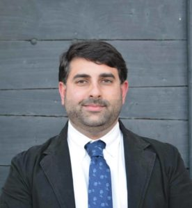 Il sindaco Simone Pestarino