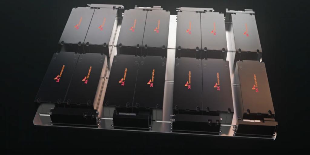 sk innovation batterie auto