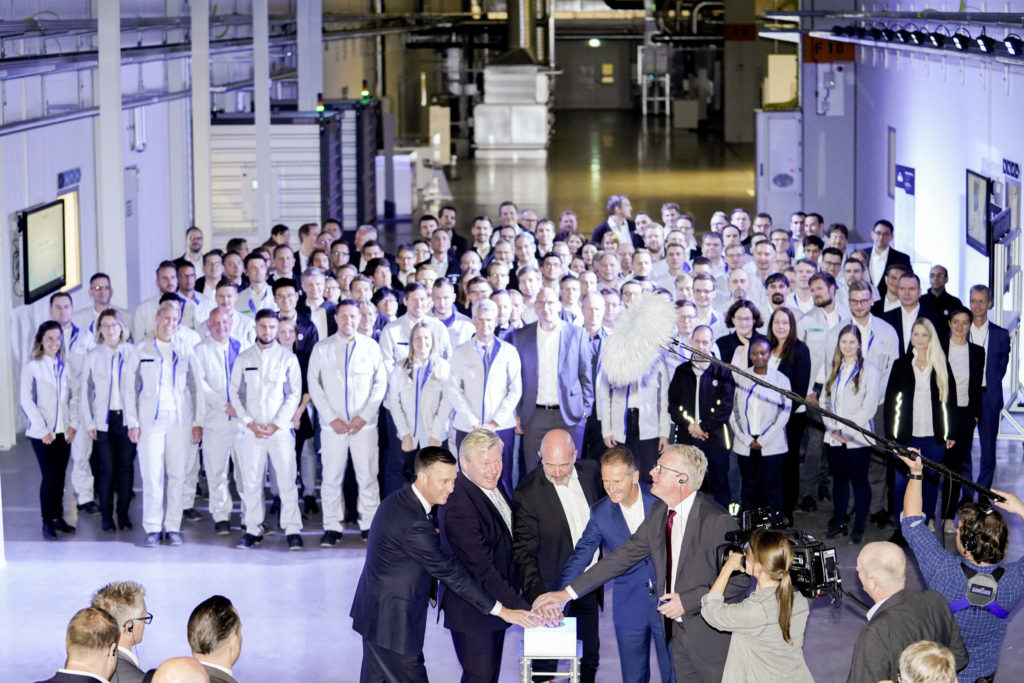 Salzgitter la Volkswagen dà la scossa