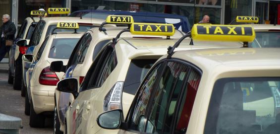 Il taxi ricarica