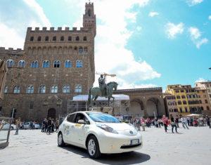 Firenze Taxi elettrici