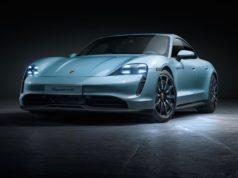Per la Porsche Taycan