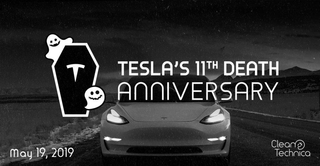 Tesla death anniversary