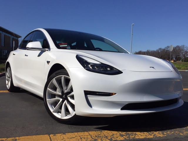 Settembre elettrico / Tesla Model 3