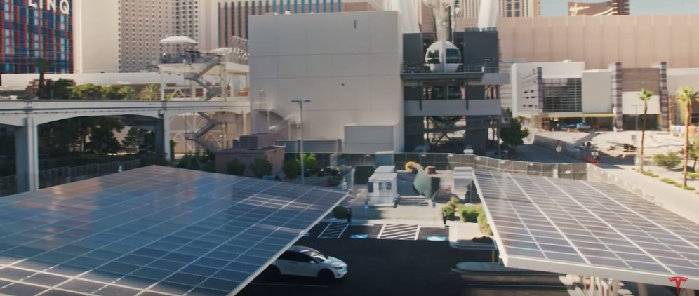 Tesla Las Vegas