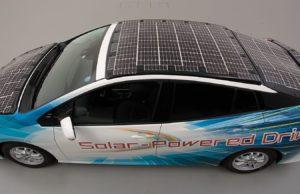 Toyota solare
