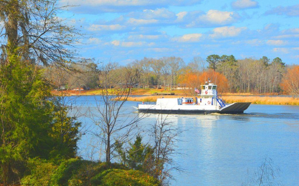 traghetto elettrico Alabama