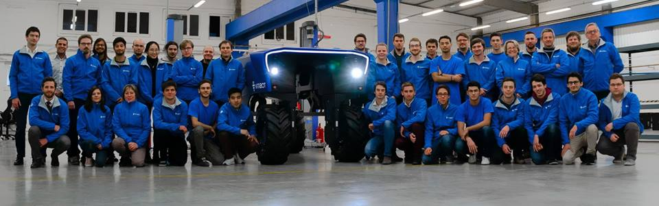 Il team di ingegneri