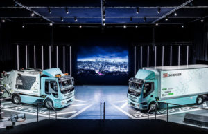 e-camion Volvo