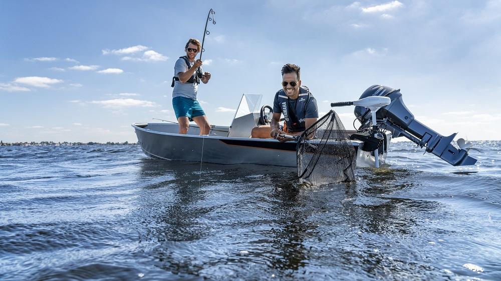 il motore per i pescatori