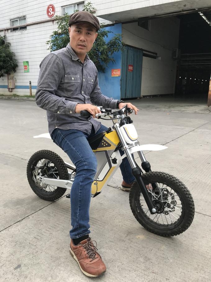 Le mini-moto