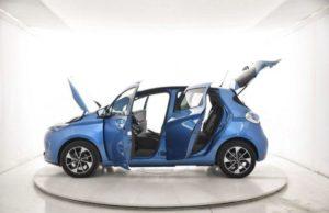 auto elettriche a km 0